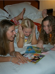 All 18 - Megan, Cass, & Tiffany