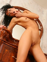 Sweet virgin kitten Kelly shows that she can be really passionate and extremely naughty at times.